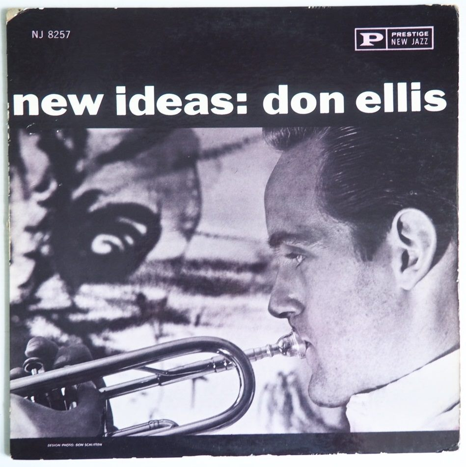 don ellis - new ideas 8257