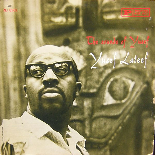 yusef lateef - the sounds of 8261