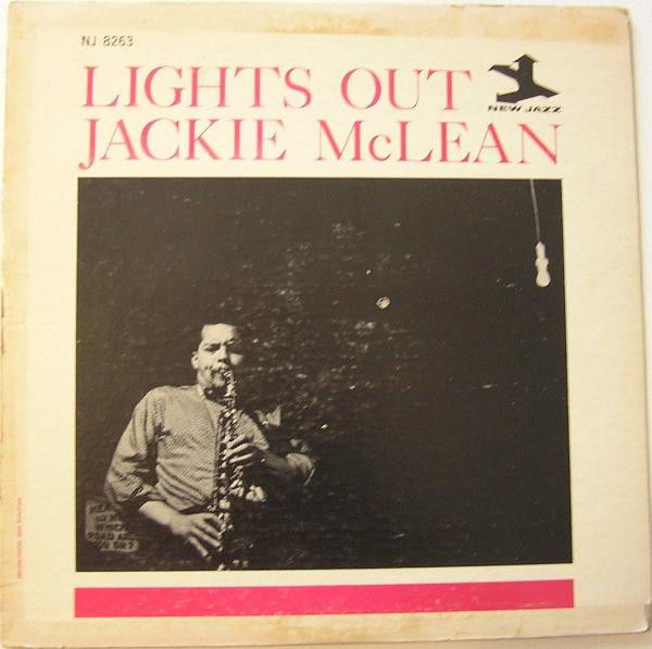 jackie mclean - the lights out 8263