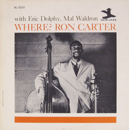 ron carter - where 8265
