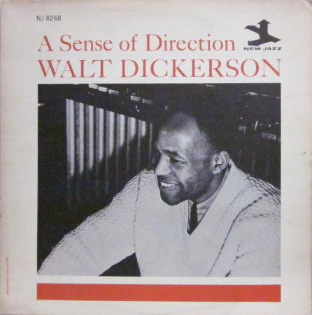 walt dickerson - a sense of direction 8268