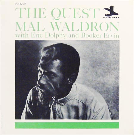 mal waldron - the quest 8269