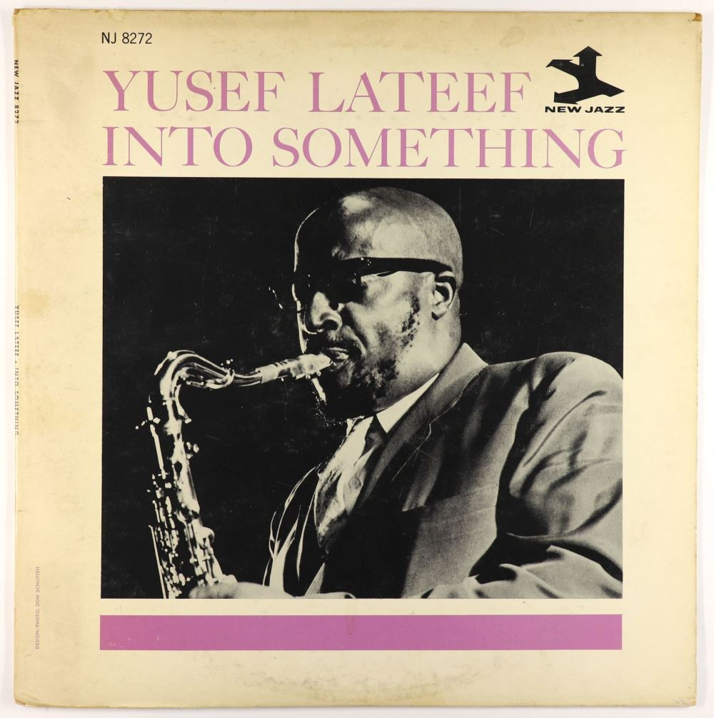 yusef lateef - into something 8272