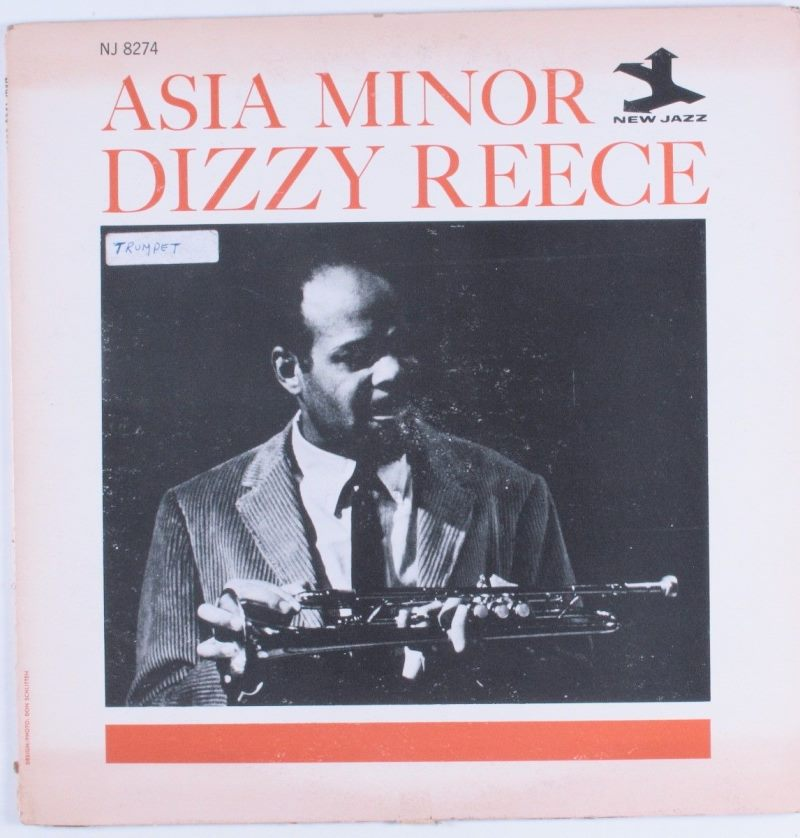dizzy reece - asia minor 8274