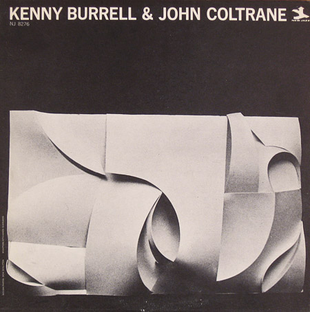 kenny burrell and john coltrane 8276