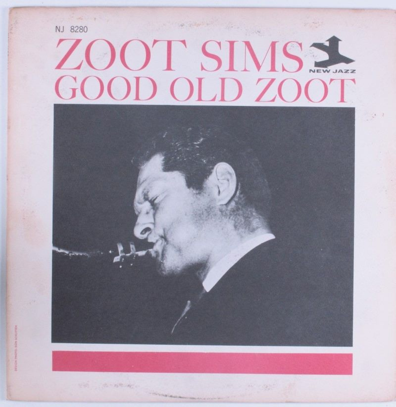 zoot sims -good old zoot 8280