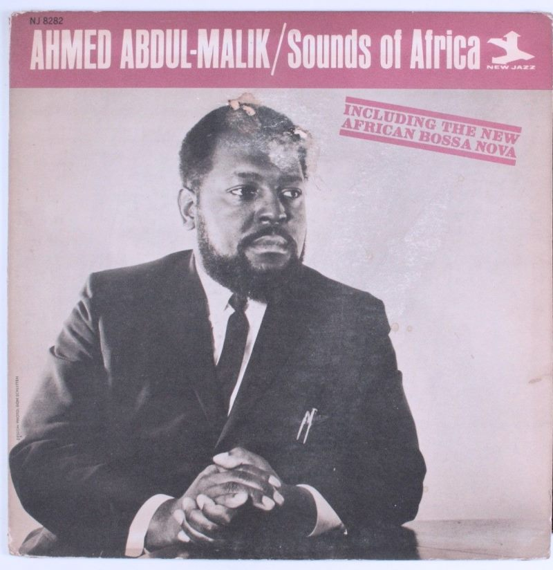 ahmed abdul-malik - the sounds of africa 8282