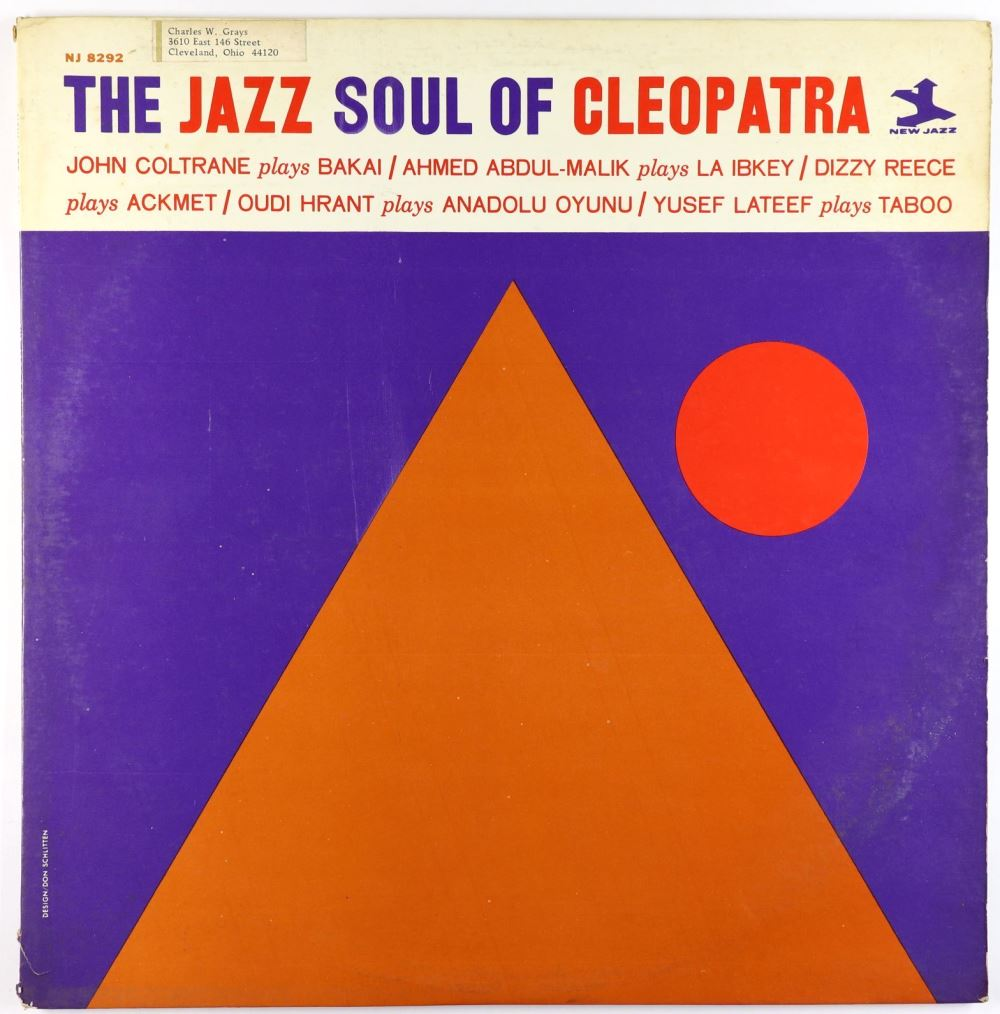 various artists - jazz soul of cleopatra 8292