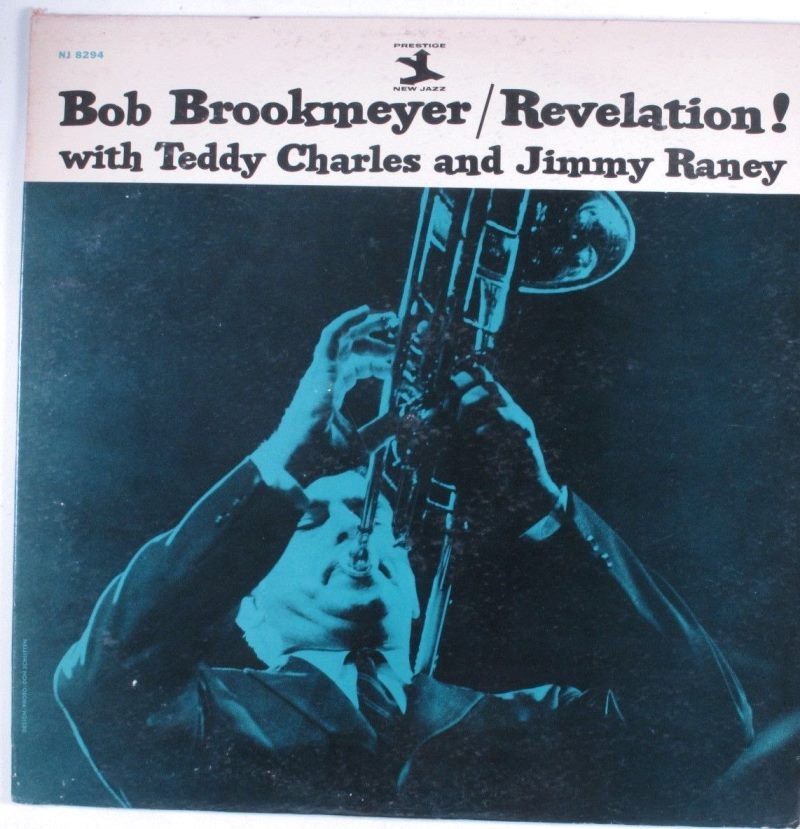 bob brookmeyer - revelation 8294