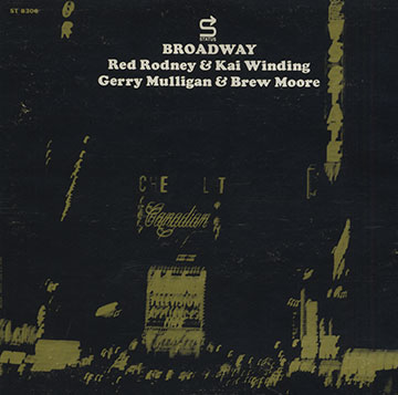 kai winding gerry mulligan - broadway 8306