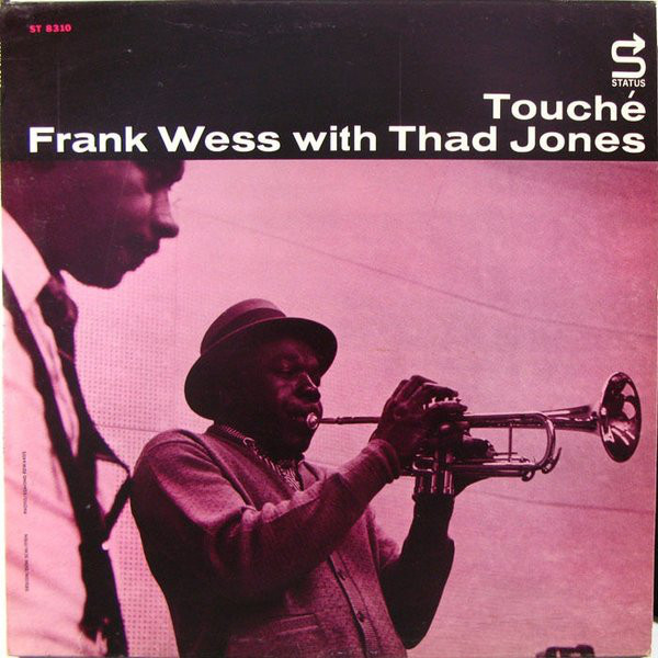 frank wess - thad jones - touche 8310