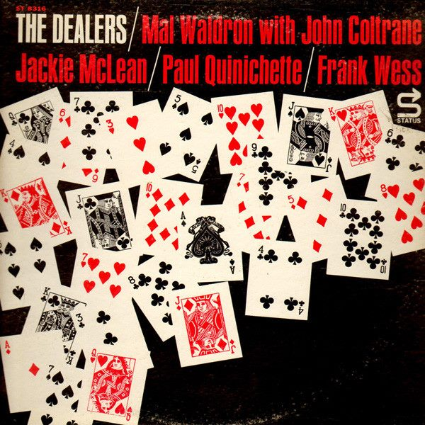 mal waldron - the dealers 8316