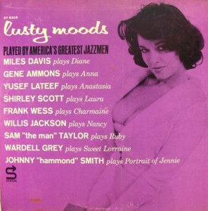 various artists - lusty moods 8319
