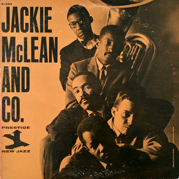 jackie mclean - and co 8323