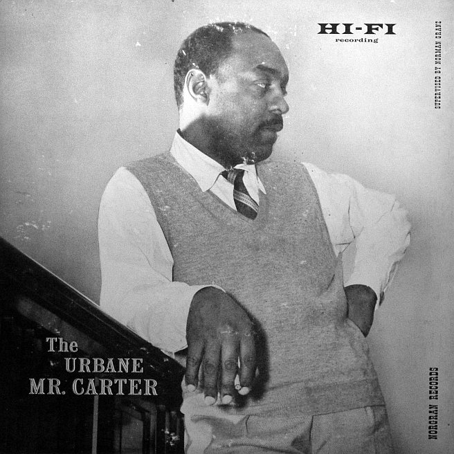benny carter - urbane mr. carter 10
