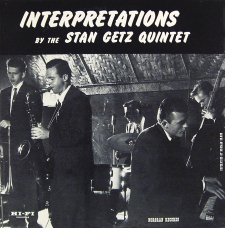 stan getz - interpretations