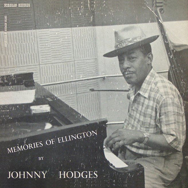 johnny hodges - memories of ellington 1004