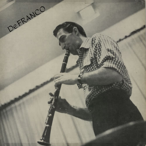buddy defranco - the progressive