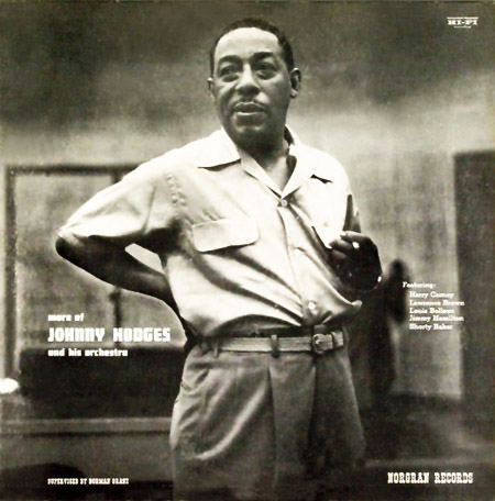 johnny hodges - more of 1009