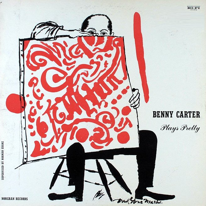 benny carter - plays pretty mgn 1015