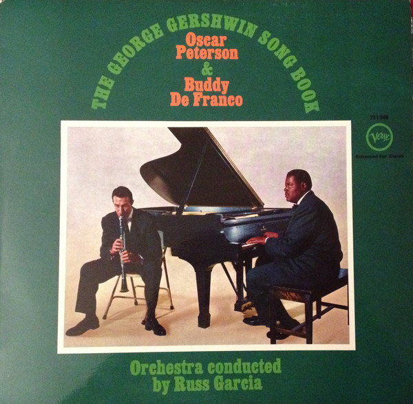 buddy defranco - oscar peterson - play george gerhswin verve reissue