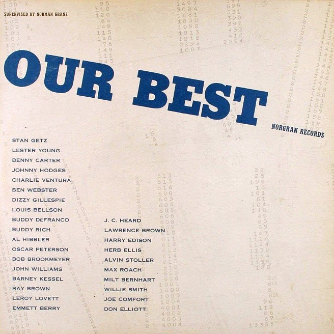 various artists - our best mgn 1021