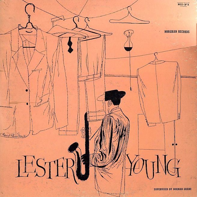 lester young - it don't mean a thing 1022