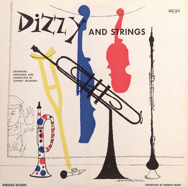 dizzy gillespie - and string mgn 1023