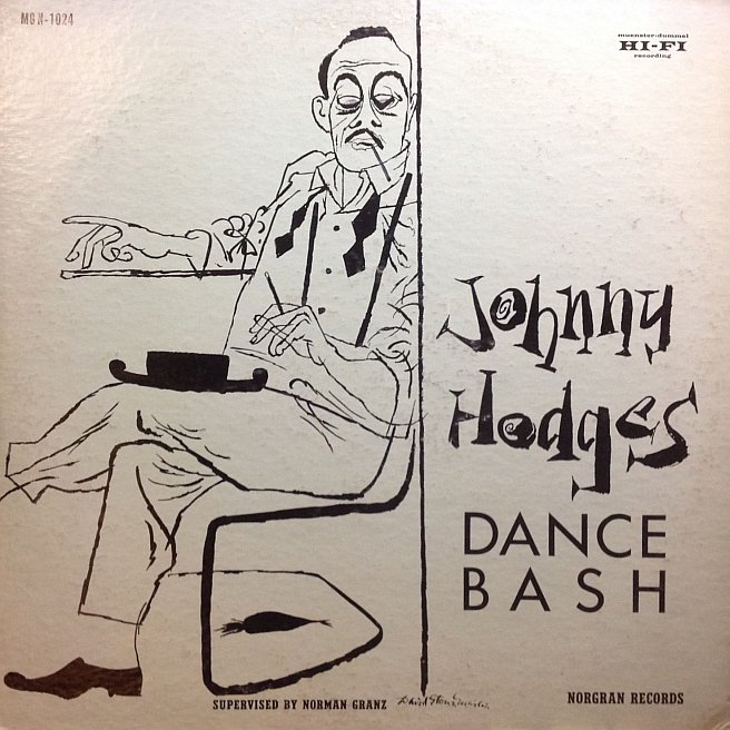 johnny hodges - dance bash mgn 1024