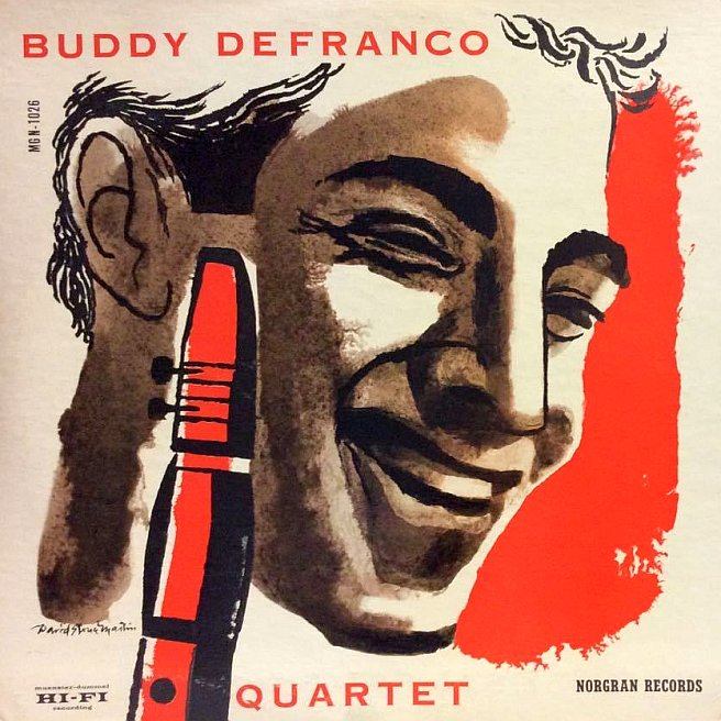 buddy defranco quartet mgn 1026