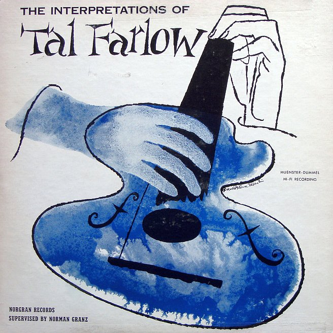 tal farlow - the interpretations of mgn 1027