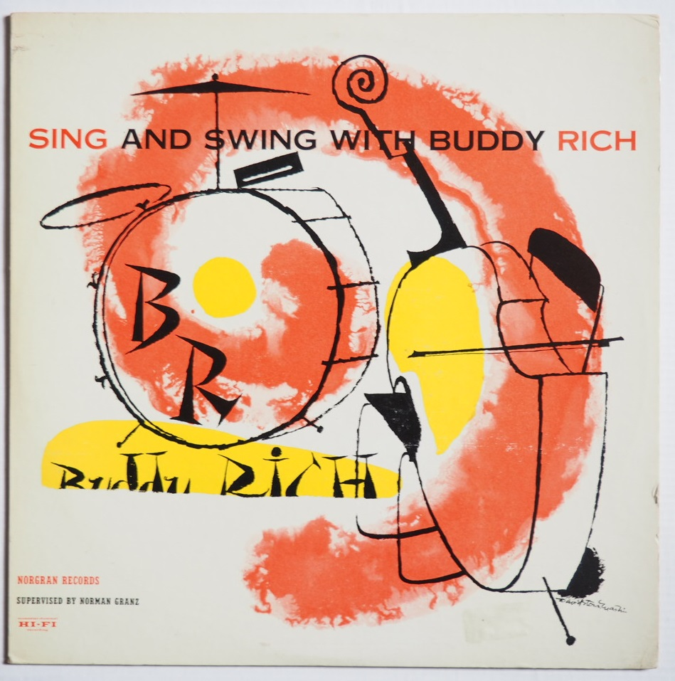 buddy rich - sing and swing with