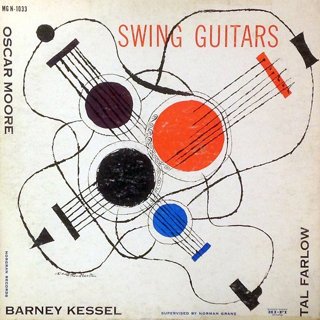 various artists - swing guitars mgn 1033