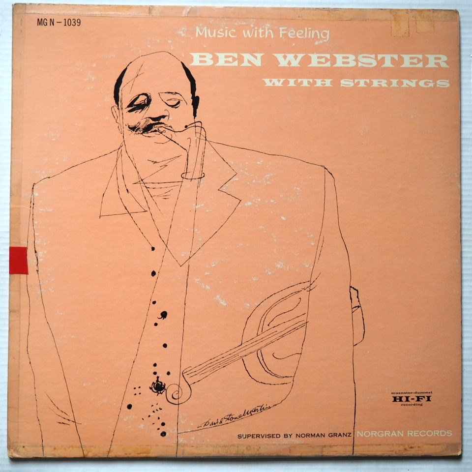 ben webster - music with feeling 1039