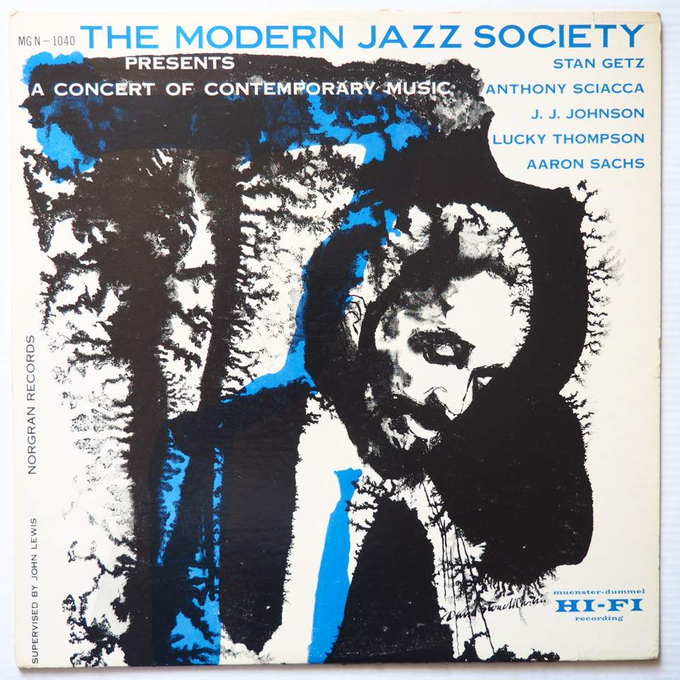 the modern jazz society