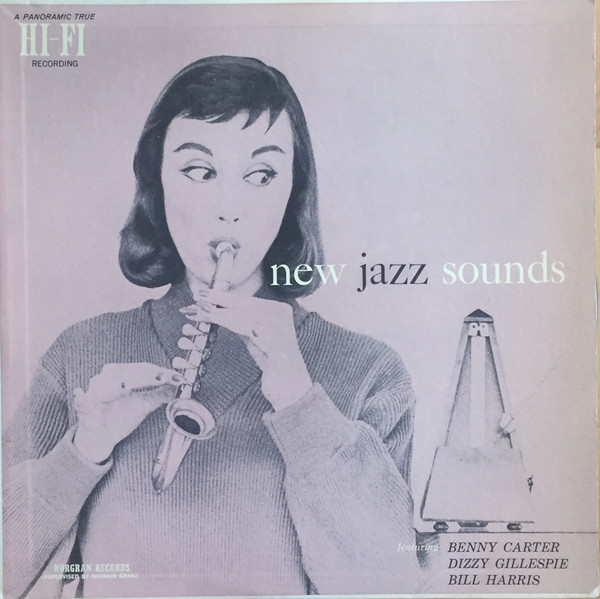 benny carter - new jazz sounds mgn 1044
