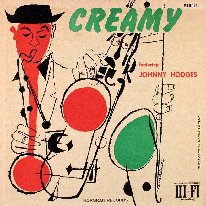 johnny hodges - creamy mgn 1045