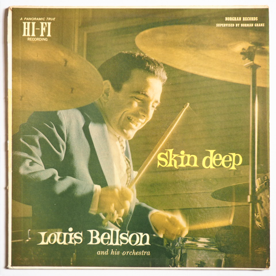 louis bellson - skin deep 1046