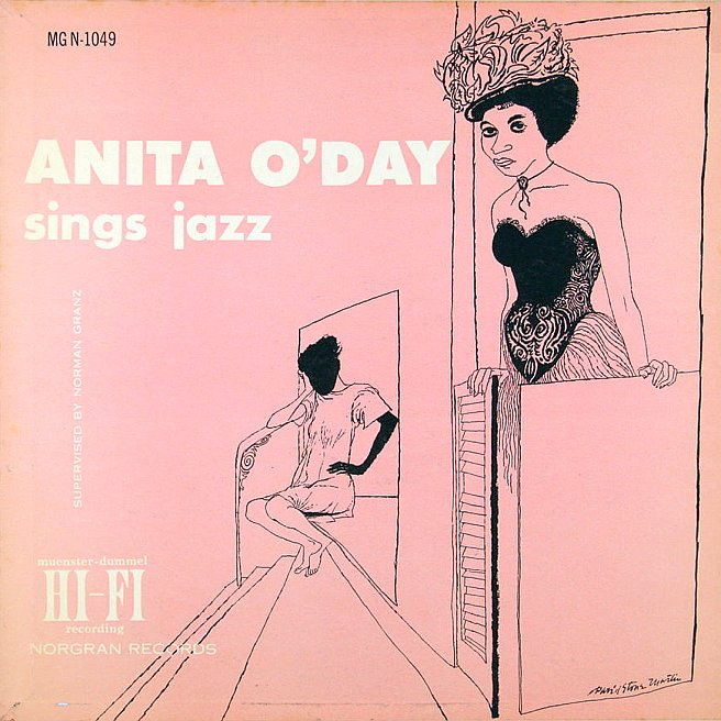 anita o'day - sings jazz mgn 1049