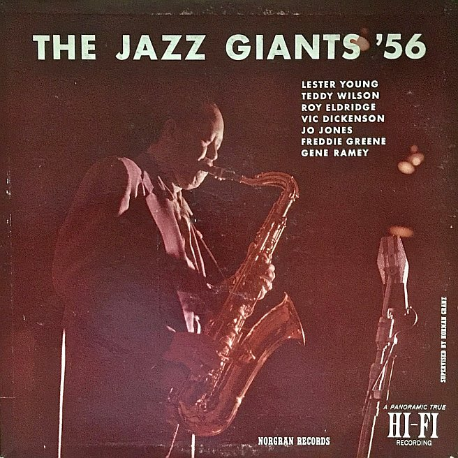 various artists - the jazz giants '56 mgn 1056