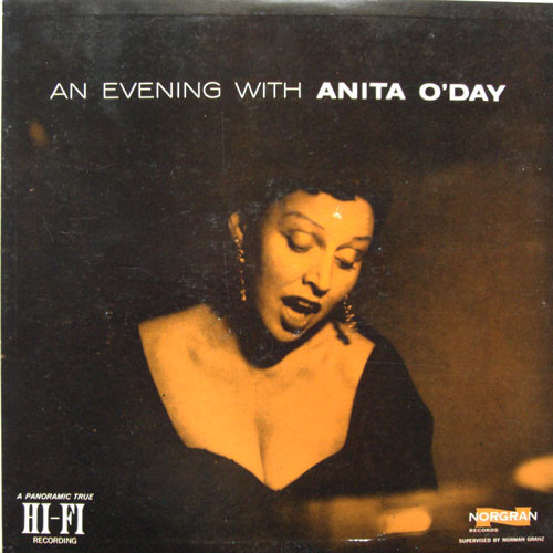 anita o'day - an evening with mgn 1057