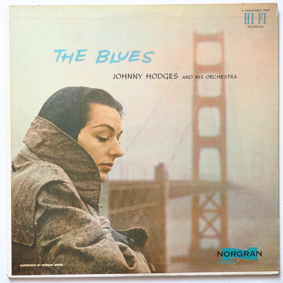 johnny hodges - the blues