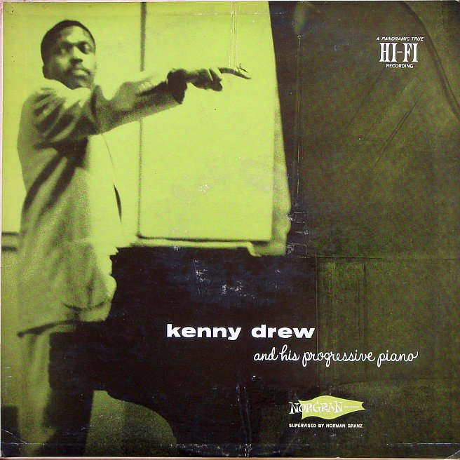 kenny drew - the modernity of mgn 1066