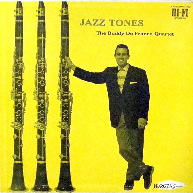buddy defranco - jazz tones 1068