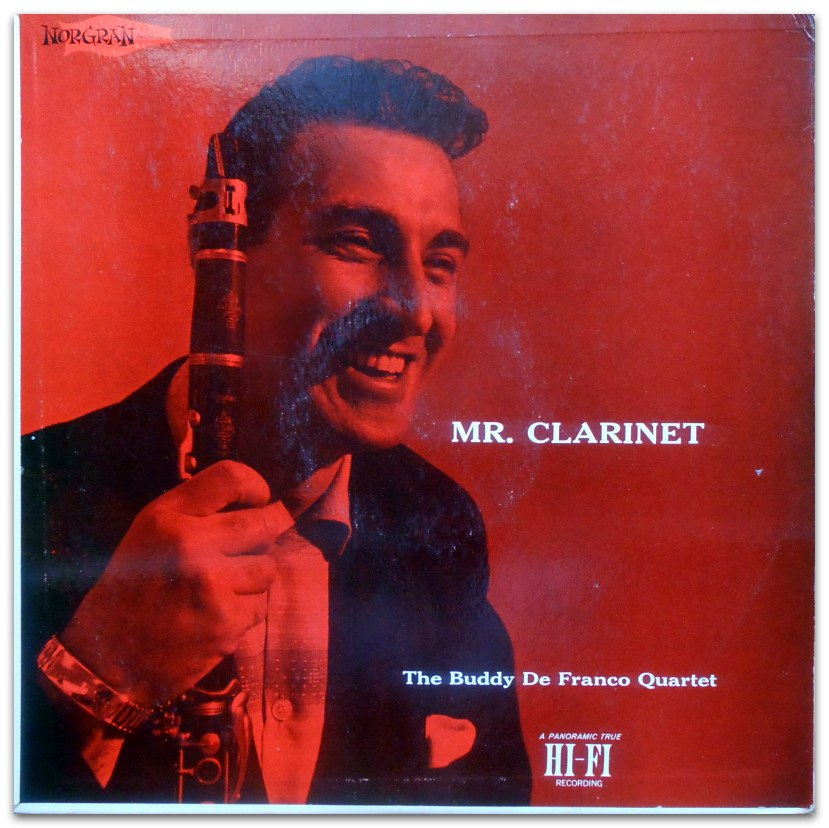 buddy defranco - mr. clarinet mgn 1069