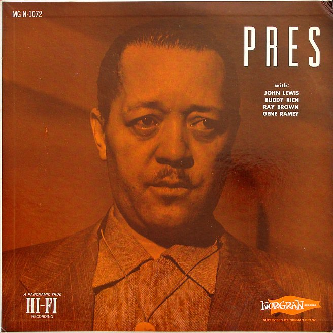 lester young - pres 1072