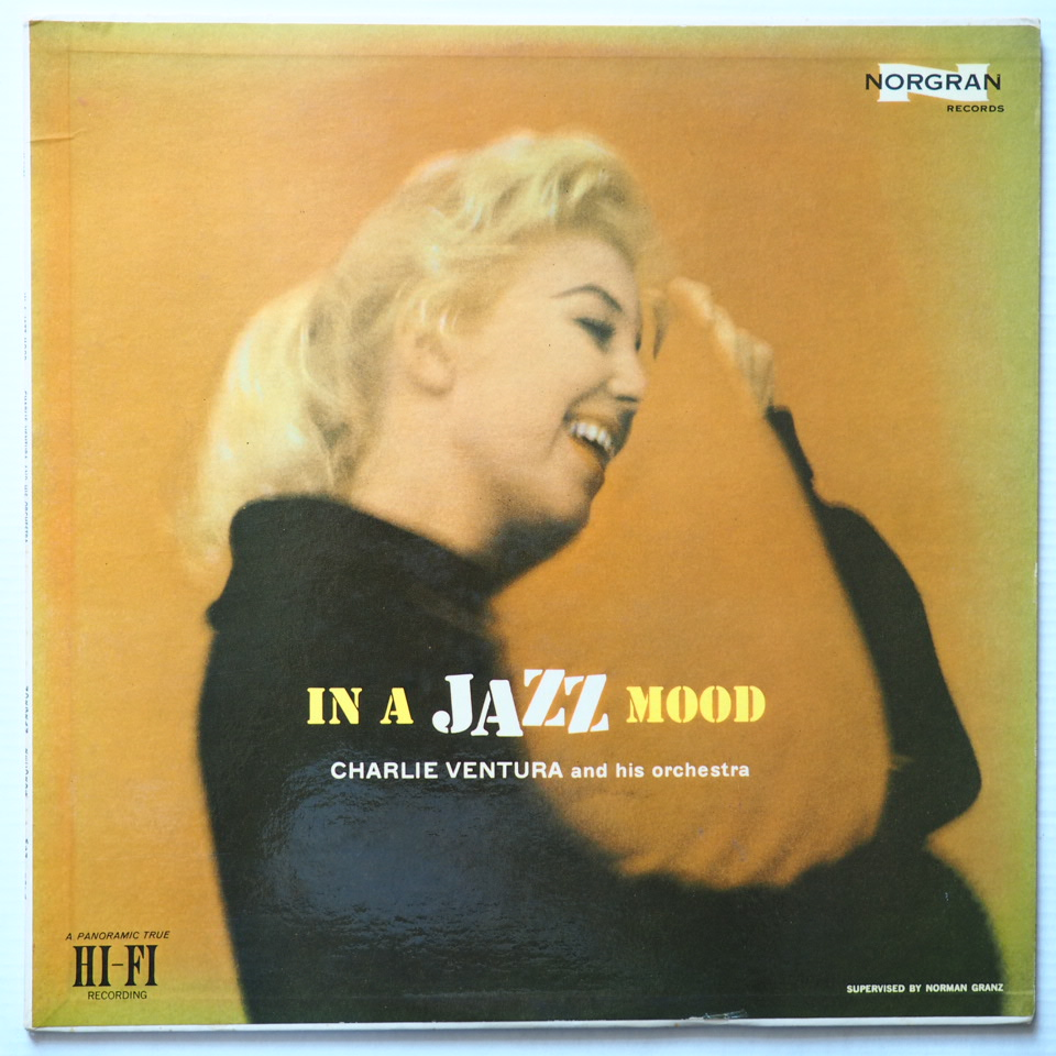charlie ventura - in a jazz mood