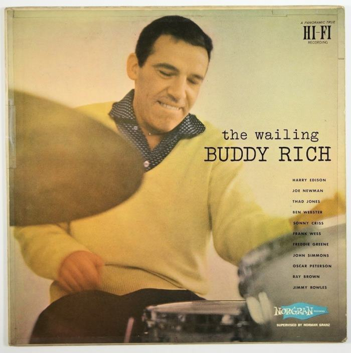buddy rich - the wailing 1078 mgn