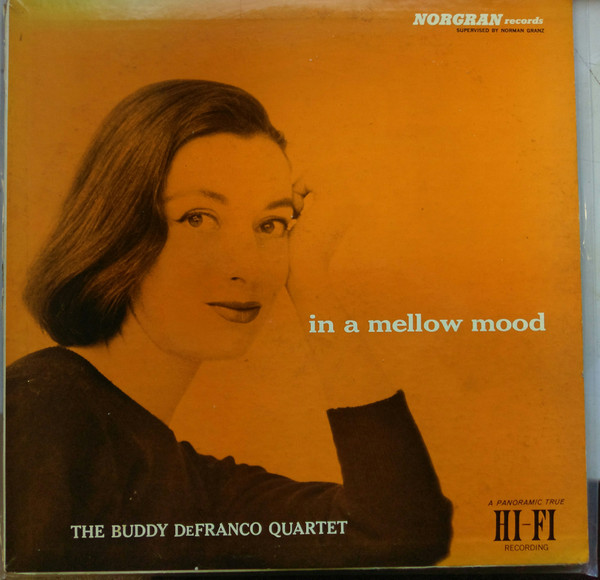 buddy defranco - in a mellow mood 1079