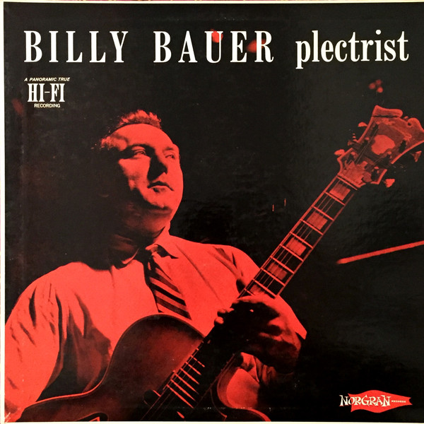 billy bauer - plectrist 1082